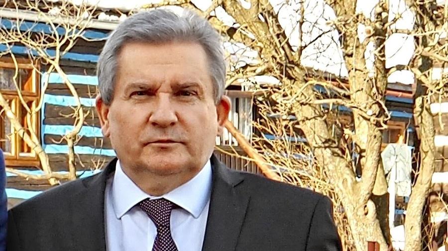 starosta Lendaku P. Hudáček