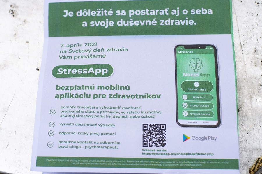 Návod k aplikácii pre