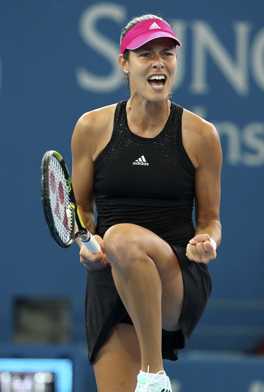 Srbská tenisová kráska bola