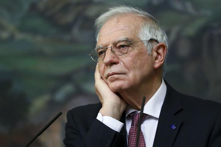 Šéf diplomacie EÚ Josep