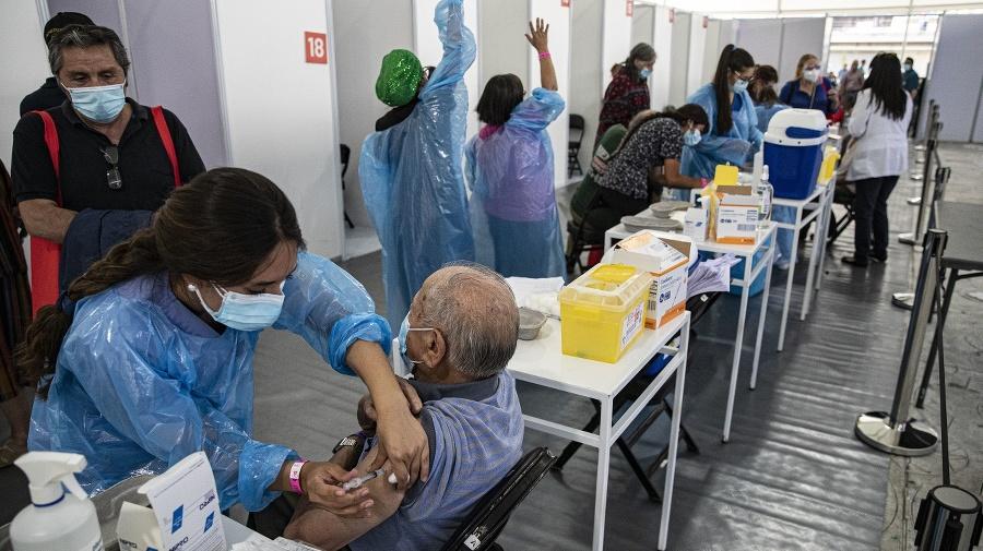 Očkovanie proti COVID-19 v