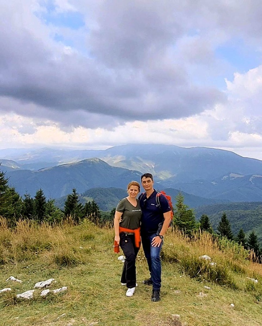 S partnerom Jurajom Rizmanom
