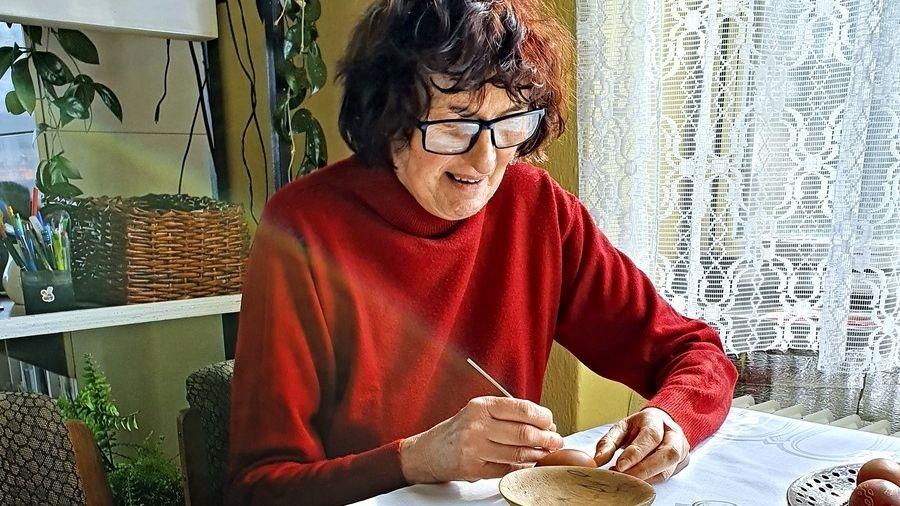 Lýdia Garajová (70) sa