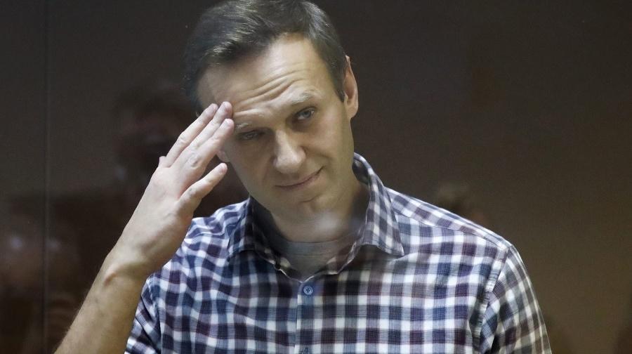 Ruský opozičný líder Alexej