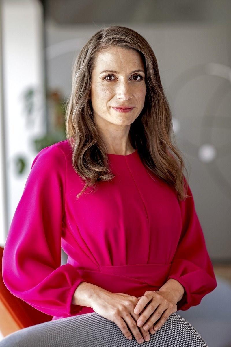 Eva Sadovská, analytička WOOD & Company