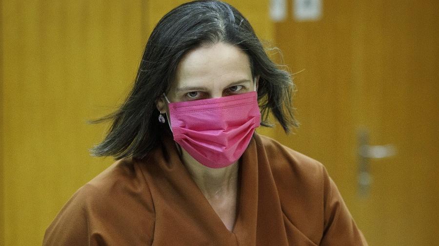 Ministerka spravodlivosti Mária Kolíková