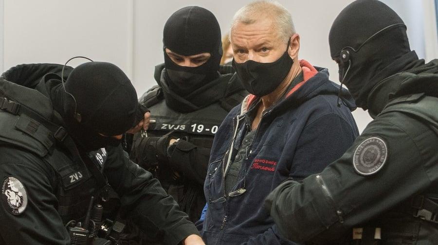 Lehel Horváth na súde