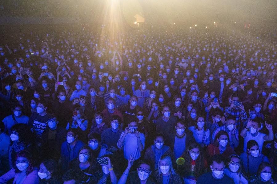 Koncert s účasťou 5000