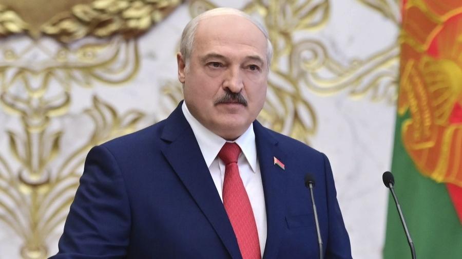 Bieloruský prezident Alexandr Lukašenko