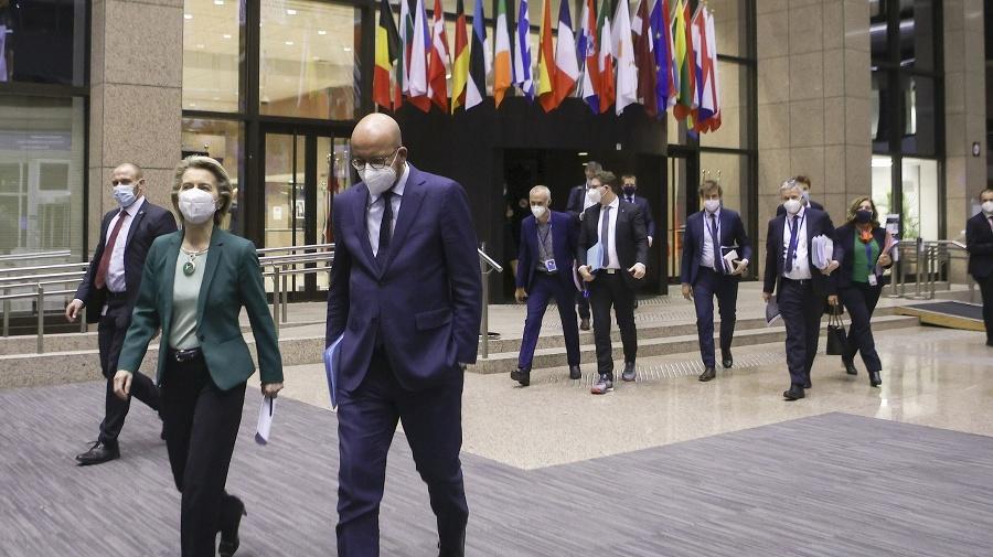 Predsedníčka Európskej komisie Ursula