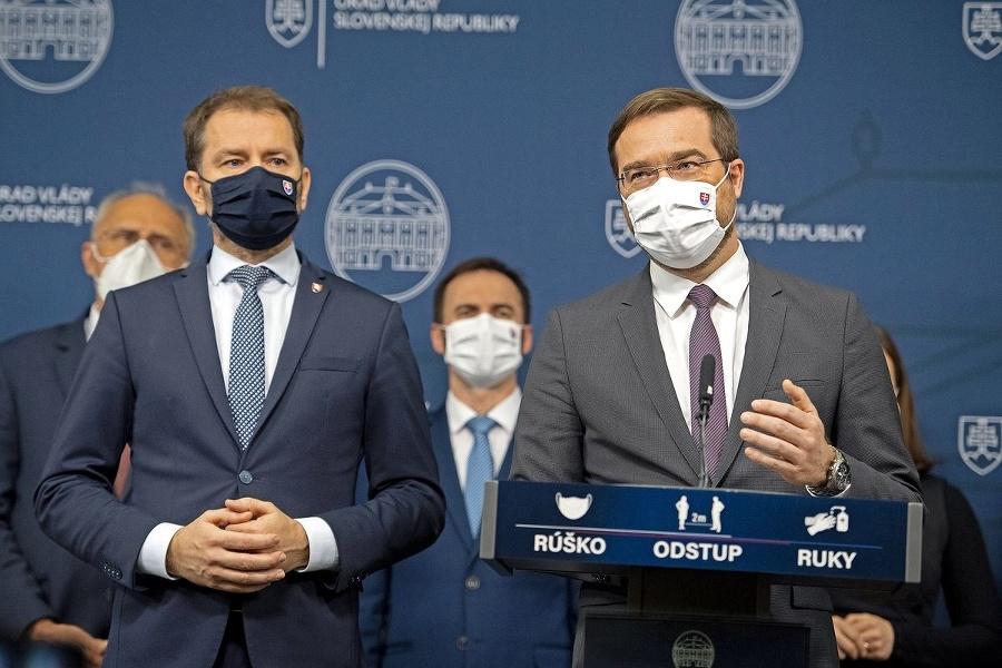 Ani odchod ministra Krajčího
