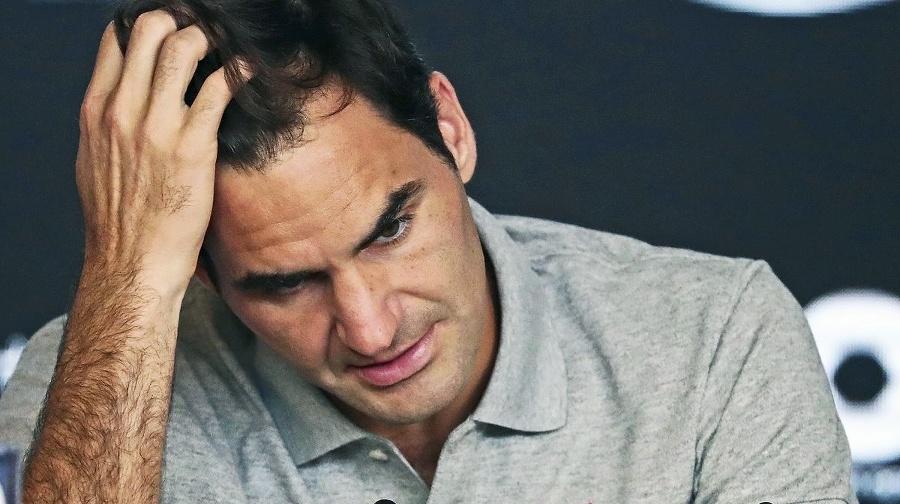 Roger Federer bude na