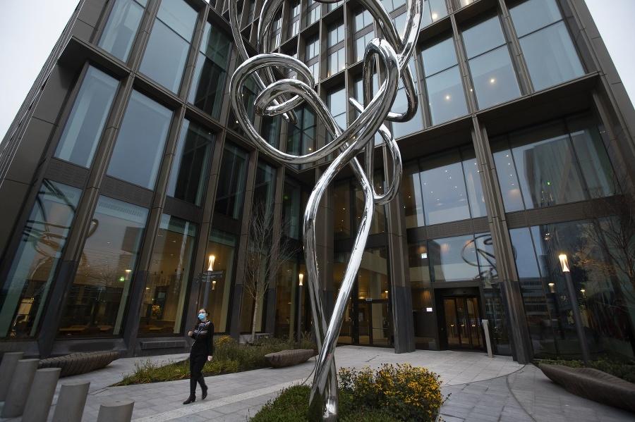 Budova Európskej agentúry pre
