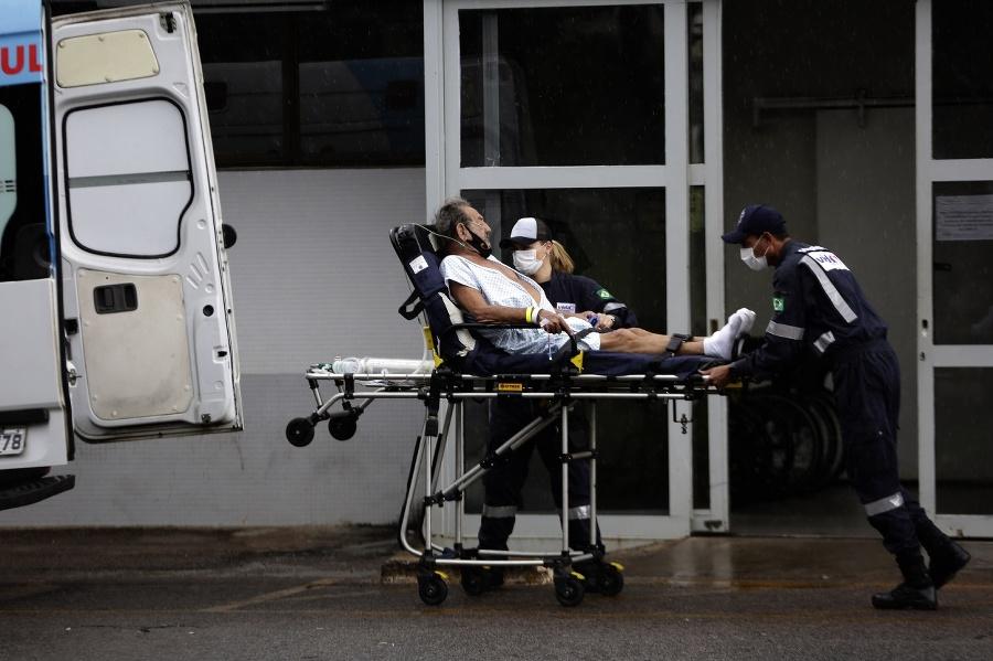 Epidemiologická situácia v Brazílii