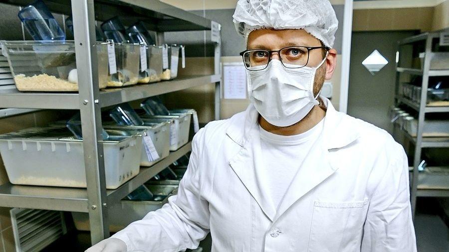 Veterinárny lekár Miroslav Ryzner