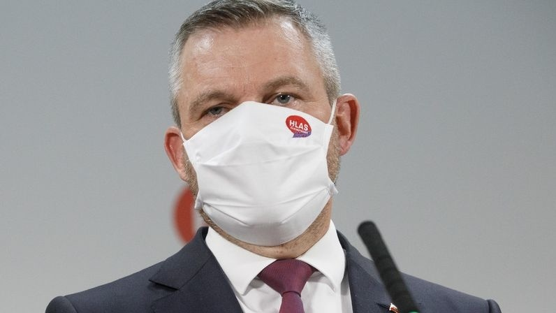 Šéf Hlasu: Pellegrini chce