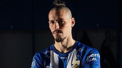 Marek Hamšík v drese