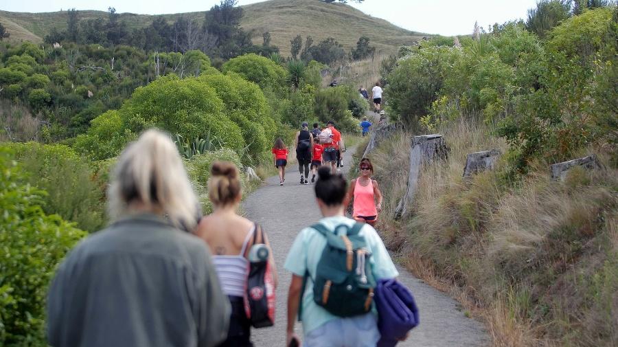 Novozélandská civilná ochrana vyzvala