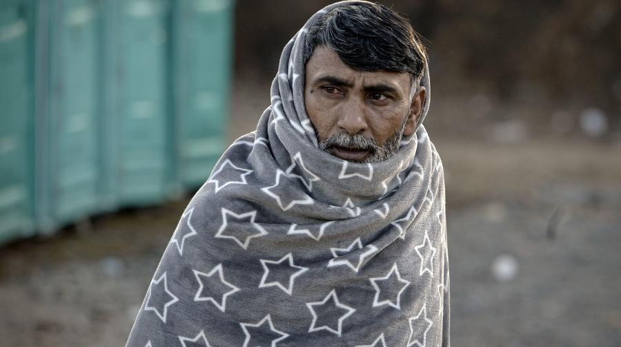 Bosna: Migrant sa chúli