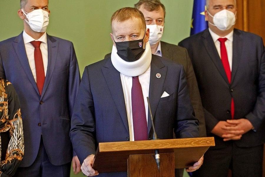 Boris Kolár zatiaľ zostáva
