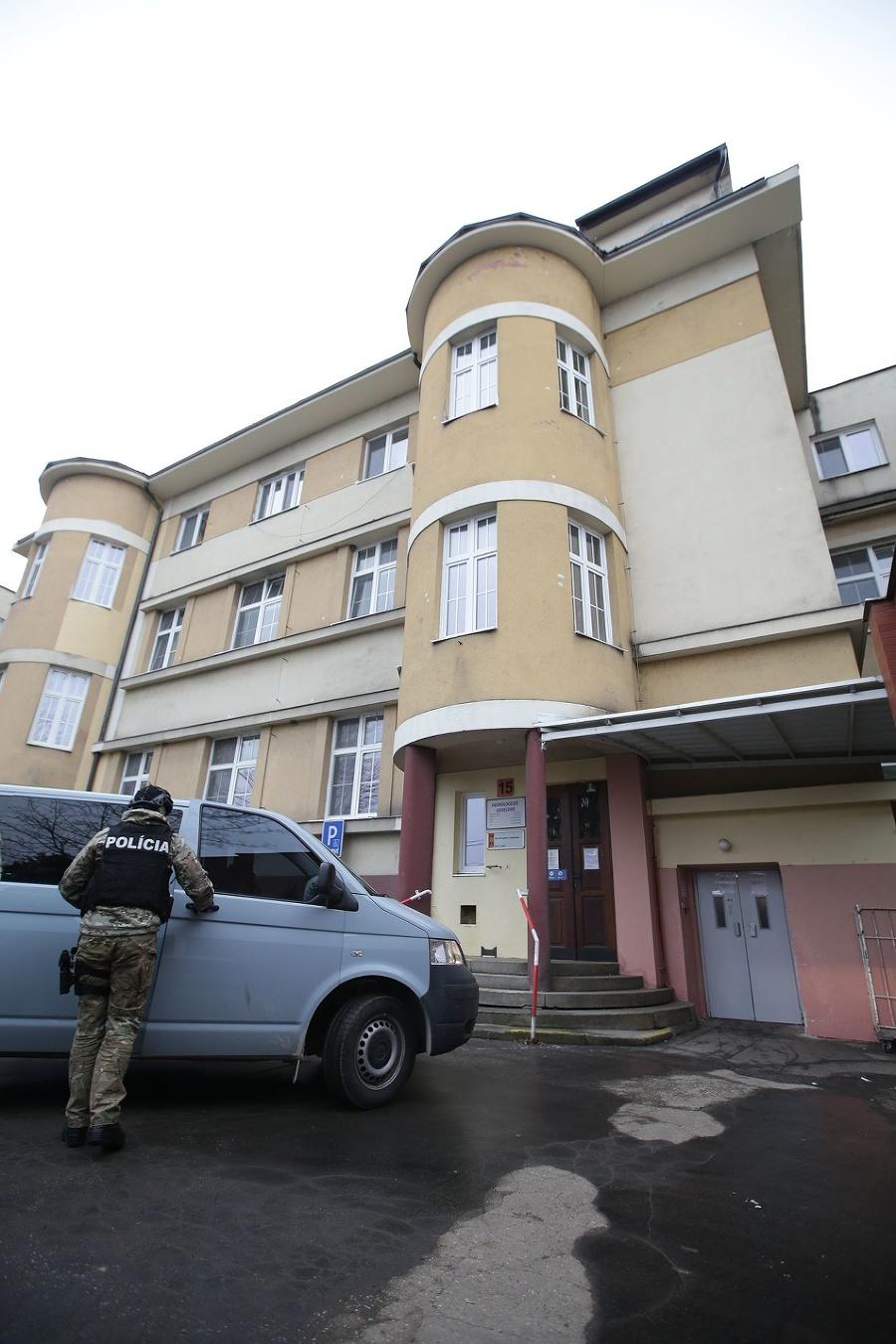 Moniku Jankovskú hospitalizovali v