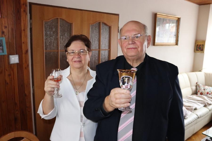 Anton a jeho manželka