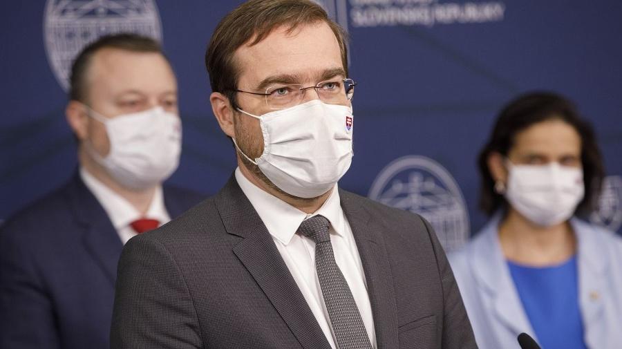 minister zdravotníctva Krajčí