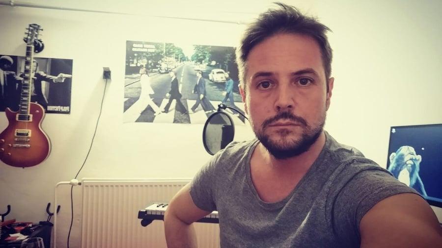 Spevák Juraj Zaujec