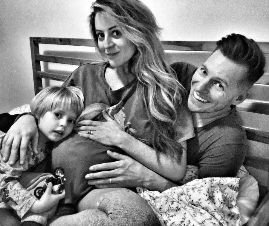 Thomasova krásna rodina sa