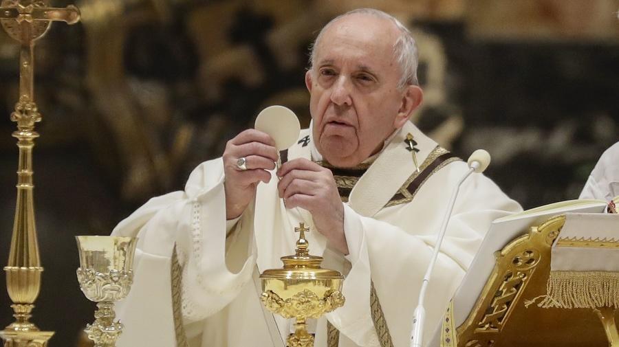 Pápežovi Františkovi predstavili iracký
