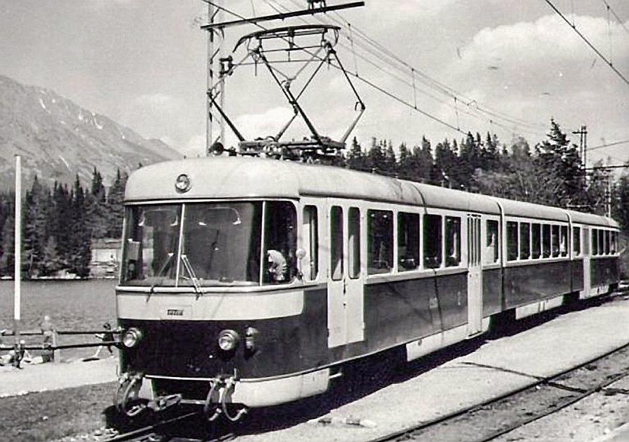1970 - Električka premávala