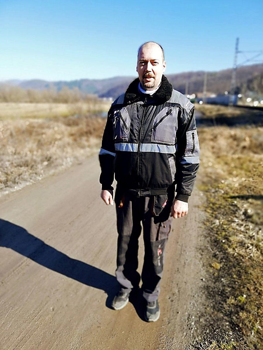 Bruno Korýtko (43), Banská