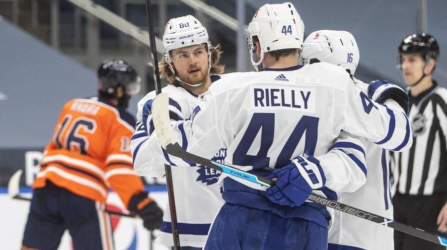 Hokejisti Toronta Maple Leafs