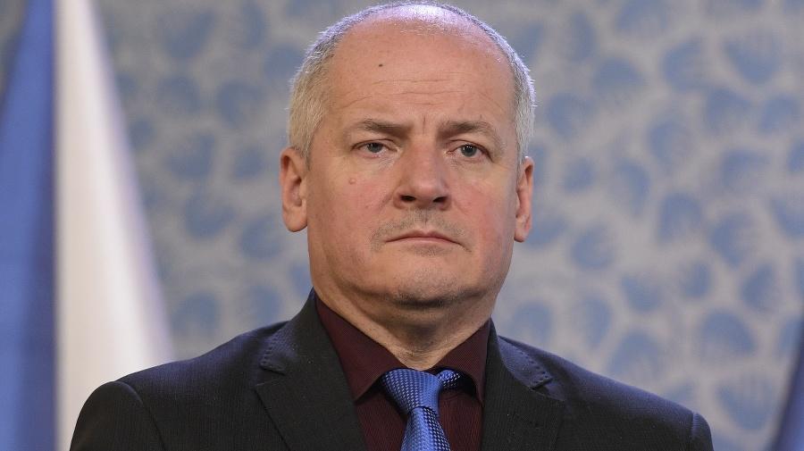 Český minister zdravotníctva Roman