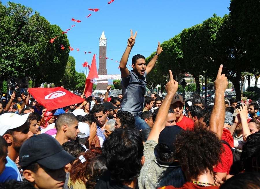Tuniskom zmieta vlna nepokojov