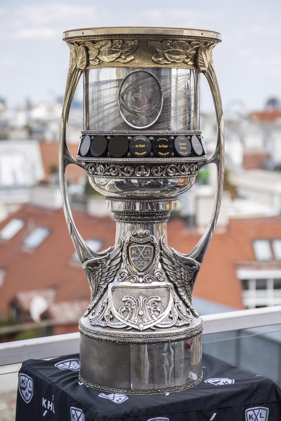 Gagarinov  pohár.