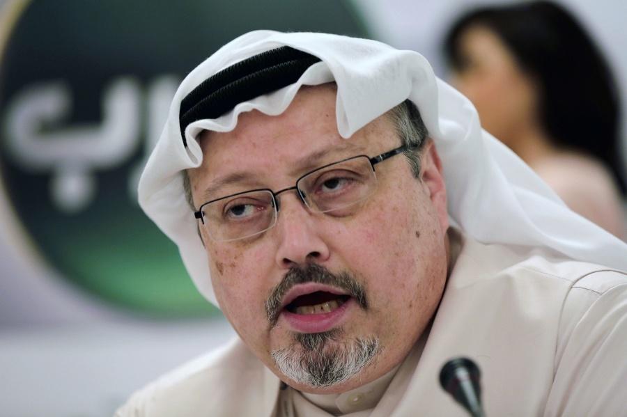 Saudskoarabský novinár Džamál Chášukdží
