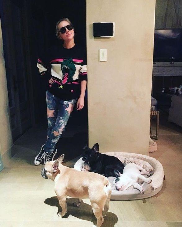 Lady Gaga a jej