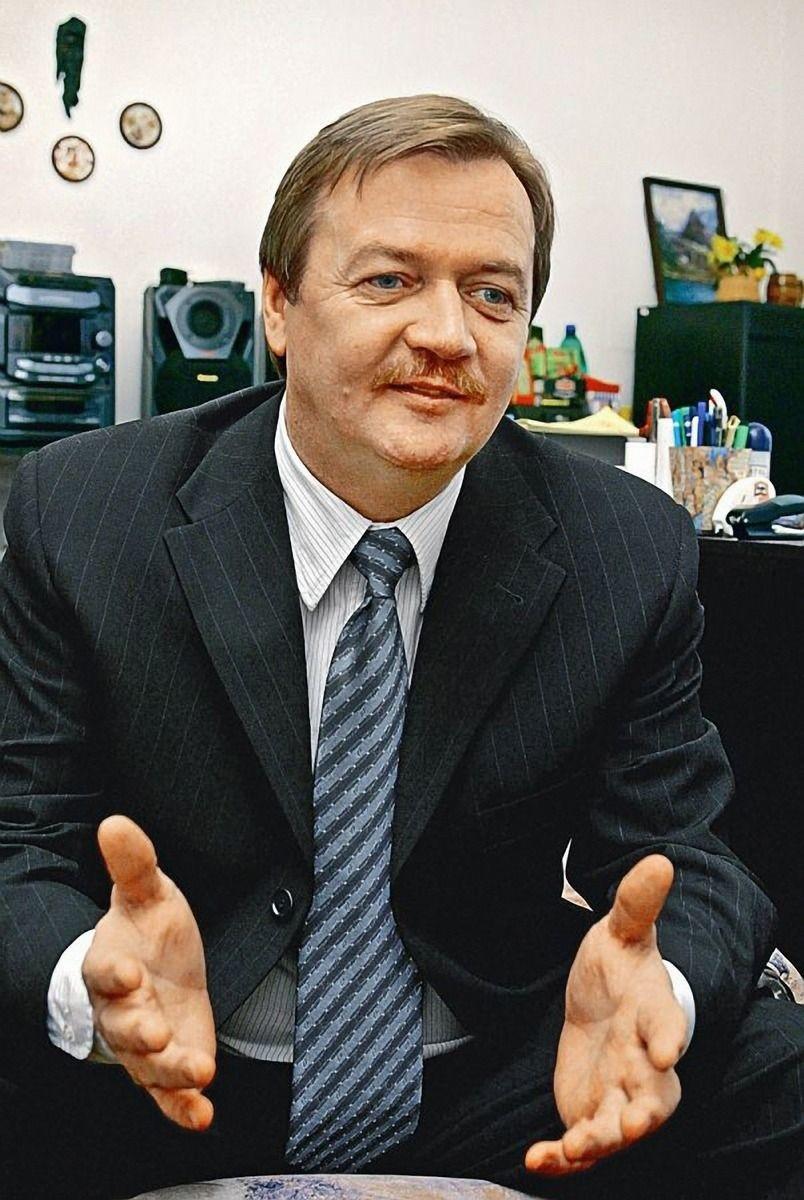 Jozef Šátek, exriaditeľ Odboru