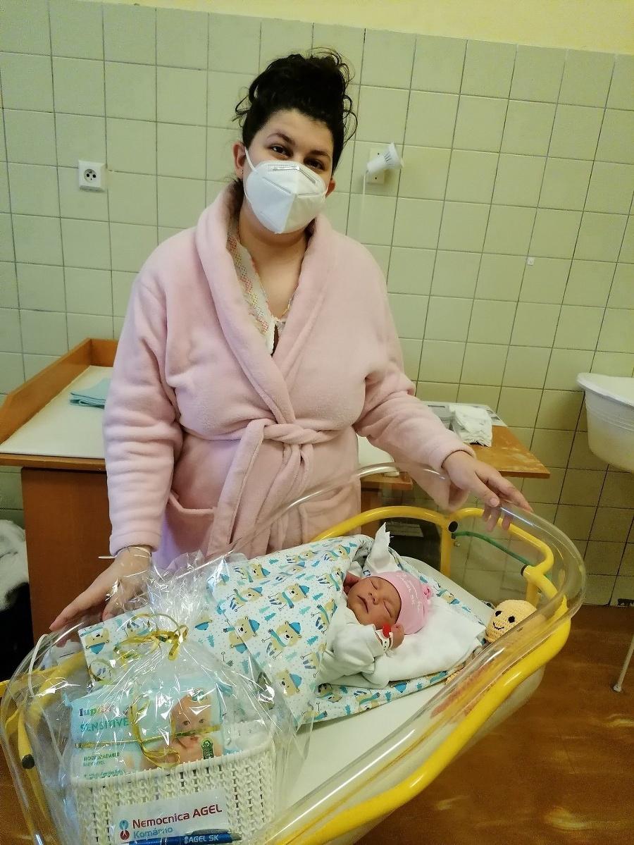 Štyri detičky v Nemocnici