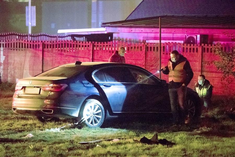 október 2020: Autonehoda s