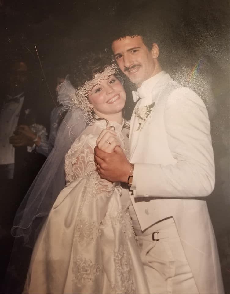 Svadba Cheryl a Roba.