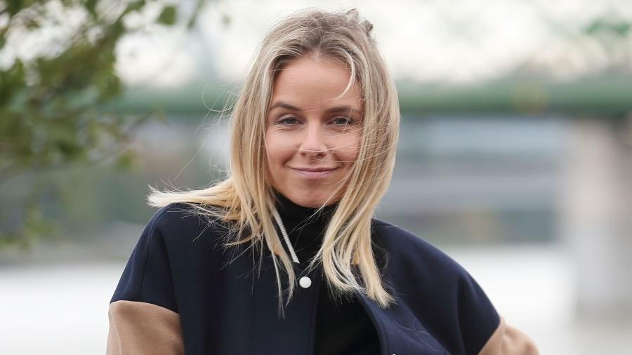 Speváčka a herečka Nela