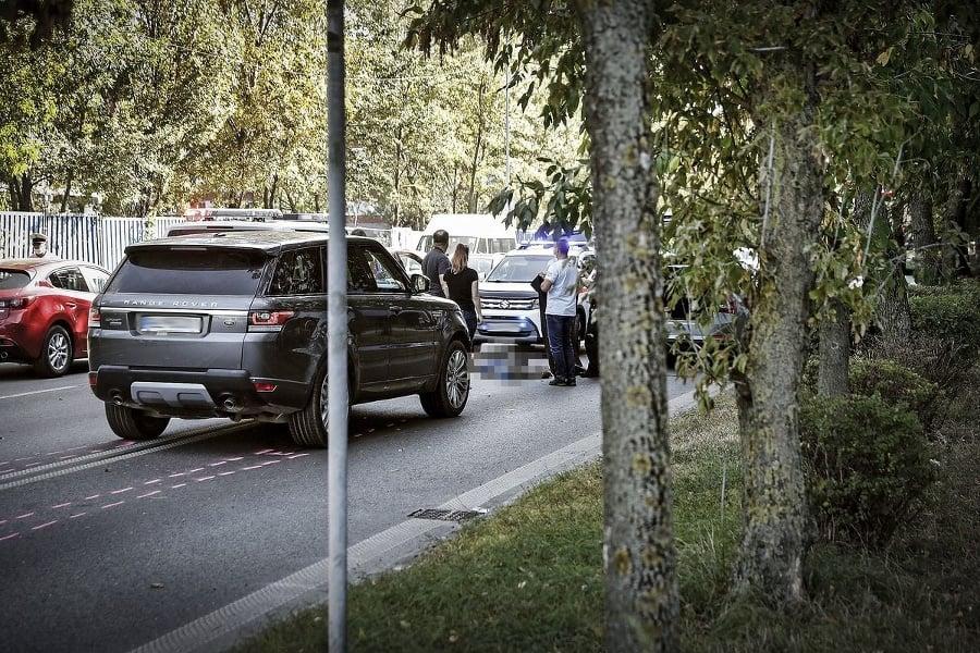 Tomašikova ulica, Bratislava, 21.9.2020