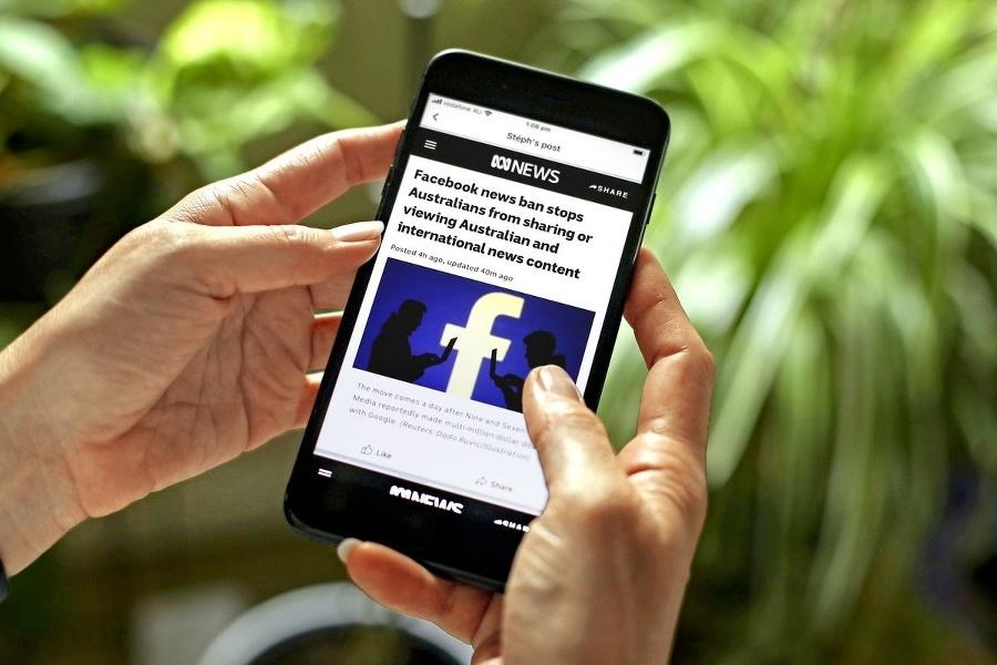 Austrálčania svoj Facebook nespoznávajú.