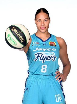 Basketbalistka Elizabeth »Liz« Cambageová