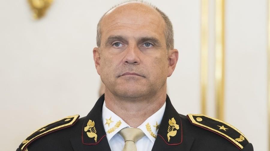 Exprezident Policajného zboru SR