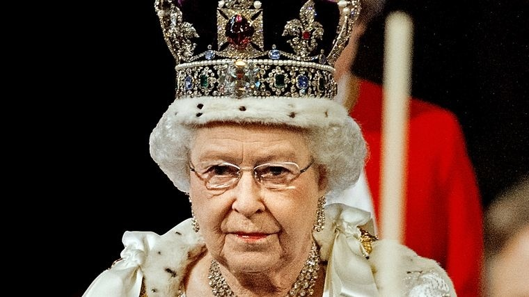 Kráľovná vo výbornej kondícii: