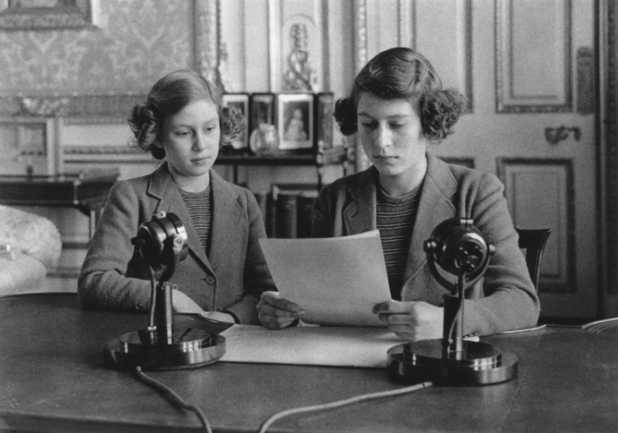 14-ročná Alžbeta: V rádiovom