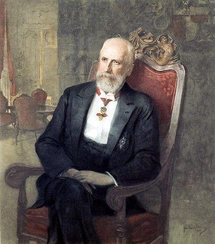 Ján II. Lichtenštajnský.